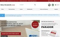 德国专业木制品经销商:Holz-Direkt24