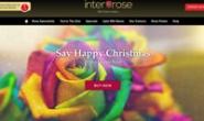 英国在线玫瑰专家:InterRose