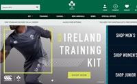 爱尔兰橄榄球店:Irish Rugby Store