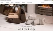 英国羊皮鞋类领先品牌:Just Sheepskin