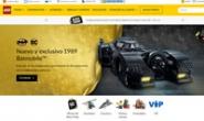 乐高西班牙官方商店:LEGO Shop ES