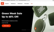 JBL美国官方商店:扬声器、耳机等