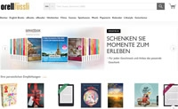 瑞士最大的图书贸易公司:Orell Füssli