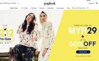 马来西亚在线购物:POPLOOK.com