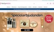 瑞典香水、须后水和美容产品购物网站:Parfym-Klick.se