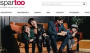Spartoo美国:欧洲排名第一的在线时装零售商