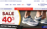 The Athlete's Foot新西兰:新西兰最大的运动鞋零售商