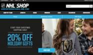 NHL欧洲商店:NHL Europe Shop