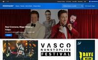 Ticketmaster意大利:音乐会、节日、艺术和剧院的官方门票