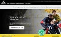 adidas瑞典官方网站:购买阿迪达斯鞋子和运动服