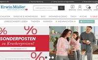 Erwin Müller穆勒家居瑞士官网:您整个家庭的邮购公司