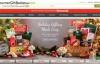 美国美食礼品篮网站:Gourmet Gift Baskets