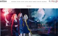土耳其新趋势女装购物网站:Addax