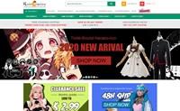 全球领先的在线cosplay服装商店:RoleCosplay