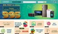 印度在线购买电子产品网站:Croma