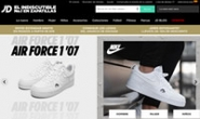 JD Sports西班牙:英国领先的运动服装公司