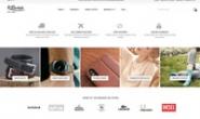 英国时尚配饰、珠宝和服装网站:KJ Beckett