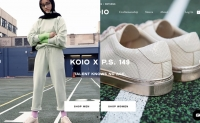 手工制作的意大利皮革运动鞋:KOIO
