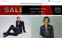 MATCHESFASHION亚太地区:英国时尚奢侈品电商