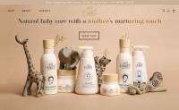 印度婴儿护理品牌:Maaté