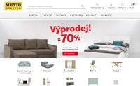 捷克家具销售网站:SCONTO Nábytek