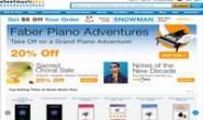 世界上最大的乐谱选择:Sheet Music Plus