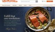 世界上最好的野生海鲜和有机食品:Vital Choice