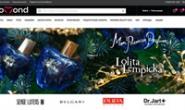 乌克兰品牌化妆品和香水在线商店:Bomond