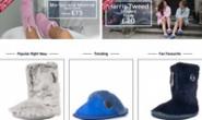 英国拖鞋购买网站:Bedroom Athletics