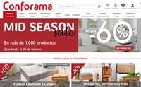 Conforama西班牙:您的家具、装饰和电器商店