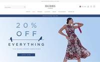 Hobbs官方网站:英国奢华女性时尚服装