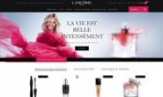 兰蔻法国官方网站:Lancôme法国