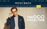 Moss Bros官网:英国排名第一的西装店