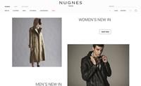 意大利时尚精品店:Nugnes 1920