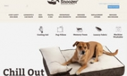 贪睡宠物用品:Snoozer Pet Products