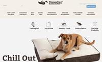 贪睡宠物用品:Snoozer Pet Products