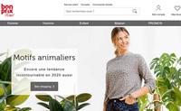 Bonprix法国:时尚、鞋子、家居