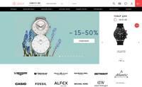 乌克兰的第一家手表店:Deka