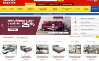 捷克购买家具网站:JENA nábytek