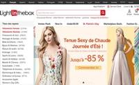 LightInTheBox法国站:中国跨境电商