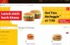 麦当劳印度网上订餐:McDelivery