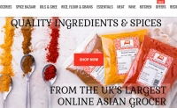 英国最大的在线亚洲杂货店:Red Rickshaw