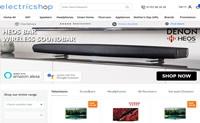 英国网上电器商店:Electricshop