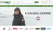 美国户外服装和装备购物网站:Outland USA