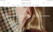 伦敦新晋轻奢耳饰潮牌:Tada & Toy