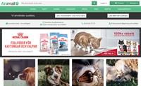 瑞典在互联网上最大的宠物商店:Animail