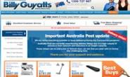 澳大利亚家用电器在线商店:Billy Guyatts