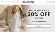 Blank NYC官网:夹克、牛仔裤等