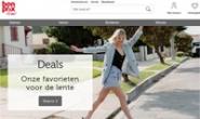bonprix荷兰网上商店:便宜的服装、鞋子和家居用品