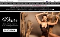 澳大利亚在线性感内衣商店:Fantasy Lingerie
